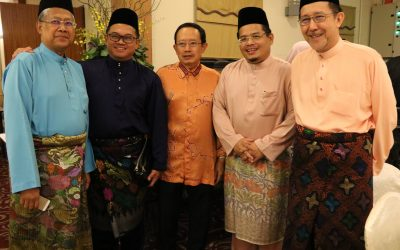 Sarawak Diaspora Raya Gathering 2018