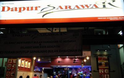Restoran Dapur Sarawak (Shah Alam )