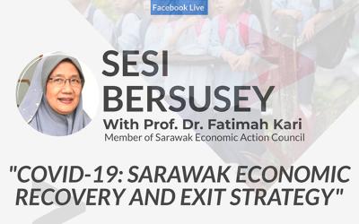 Sesi Bersusey with Dr Fatimah Kari