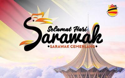 Selamat Hari Sarawak